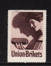 403708/ Reklamemarke - Union-Brikets