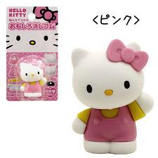 Iwako Hello Kitty eraser Pink Made in japan