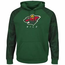 afa4b8d914 Minnesota Wild Sweatshirt NHL Fan Apparel & Souvenirs for sale | eBay