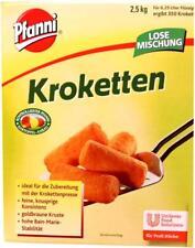 (1000g=9,16€) Pfanni Kroketten Lose Mischung Lose für 350 Kroketten 2,5kg