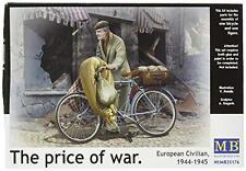 """Masterbox 1:35 European Civil sur vélo, 1944-45, """"Le prix de guerre"""""""