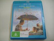 Bedtime Stories (2008) - Blu-Ray + DVD Region B/4   Like-New   Adam Sandler