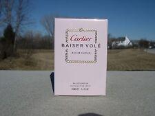 Nib Sealed - Cartier Baiser Vole Eau De Parfum - 1.6 fl. oz.