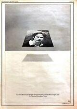 "1973 Art Garfunkel First Solo Album ""Angel Clare"" Album Release vintage print ad"