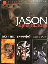 New Line 00006000  Jason Slasher Collection. Friday The 13th