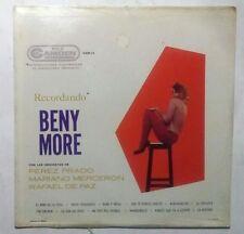 BENY MORE LP MEXICAN NEW SEMI-SEALED PEREZ PRADO MARIANO MERCERON CUMBIA MAMBO
