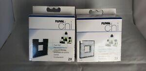 Fluval CHI Filter Pad 2X & Foam Pad 2X