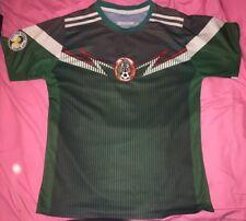 Seleccion Mexico Team Replica Jersey Playera World Cup 2004 - Adidas 00497652177d9