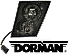 Dual Double Bulb Fog Driving Driver Left Light Lamp Volvo VNL DORMAN 888-5512