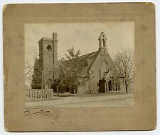 Church ,  Vintage Photo by Rosevear , Toronto ON Canada