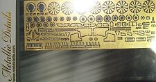 1/144 Metallic Details set  for aircraft model Airbus A319 MD14401