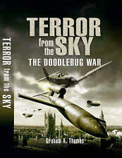 Terror from the Sky: The Battle Against the Flying Bombs-ExLibrary
