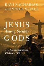 C New Audio Book Jesus Among Secular Gods by Ravi Zacharias & Vince Vitale CDs