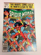Spider-Woman #30 September 1980