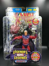 "Marvel Legends MAGNETO / X-MEN 6"" Action Figure ToyBiz Series 3"