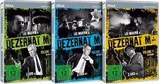 Gesamtedition - Dezernat M / 33 Folgen der Krimiserie auf 6 DVDs Pidax