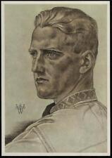 GERMANY THIRD REICH World War II Jugendführer  POSTCARD