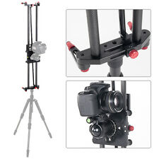 Useful 80CM DSLR DV Camera Damping Track Dolly Slider Video Stabilizer System