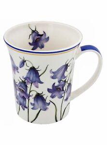 Beautiful Bluebell Lovers Mug – Bone China, Gift Boxed Perfect Gift