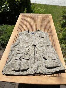 5.11 Tactical Vest in Digitec Desert  Itm Nr. 80001 Gr. XXL EGB Devgru Molle