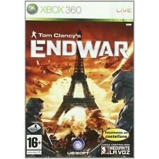 Pal version Microsoft Xbox 360 End War