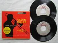 """Glenn Miller,Glenn Miller Sings,Original Recordings,45 7"""" RCA Victor"""