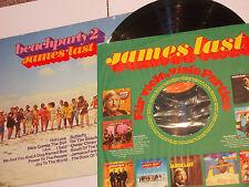 James Last, Beach Party 2  (Polydor 2371 188)  Vinyl  ca.1971