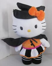 Hello Kitty Halloween Witch Cat Plush Large 24 inches Doll Stuffed Animal Sanrio