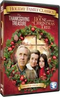 The Thanksgiving Treasure / The House Without a Christmas Tree [New DVD] Full