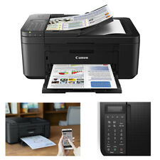 Wireless All in One Printer Scanner Copier Fax Inkjet USB with Mobile Printing