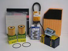 Volvo XC90 03-06 L5 2.5L Spark Plugs Air Oil Fuel Filters Serp Belt Tune Up KIT