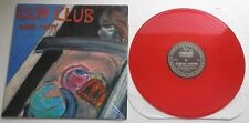 The Gun Club - Death Party 2004 USA SFTRI Red Vinyl LP