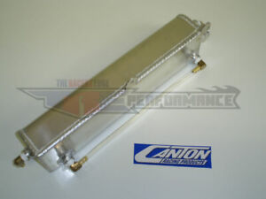 Canton Mustang 1987-1993 2 Quart Aluminum Overflow Coolant Catch Tank 80-230
