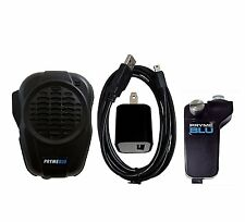 Pryme Bluetooth Speaker Mic & Adapter For Kenwood NX200 NX300 TK2180 TK3180