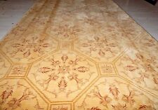 109.1/2'' x 52.1/2''  Area Rug  Wool Woven Carpet .