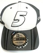 Hendrick Motorsports Car # 5 New Era 39Thirty Chevy NASCAR racing L / XL New
