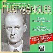 Symphony No. 5/symphony No. 40 (Bpo, Furtwangler) CD (2000)