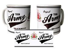 Newcastle Utd Toon Army Magpies Pride of the North East Ceramic 10oz Mug, New