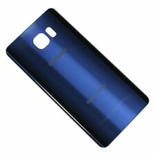 Samsung Galaxy Note 5 Rear Back Battery Cover Door with Adhesive - Blue