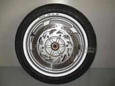 Ruota Anteriore Cerchio Disco Freno Kymco Venox 250 2000 2006 Front Wheel Disc