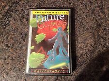 Future Games Spectrum Game! Look At My Other Games!