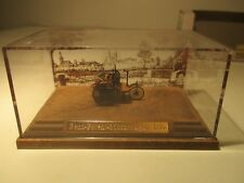 Busch, Benz and Company Collectables, 1886 Benz with presentation box.New, Ho