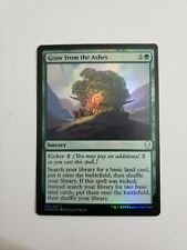 Grow from the Ashes Foil, Magic: the Gathering, MTG Card