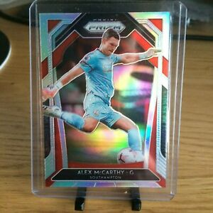 Alex McCarthy 2020-21 Silver Prizm EPL Premier League Card #76