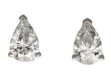 Platinum VS1 Fine Diamond Earrings