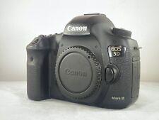 Canon EOS 5D III Full Frame Professional Digital SLR Camera - Boxed - JS