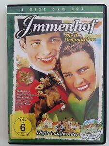 Immenhof - Die 5 Originalfilme - DVD - Angelika Meissner , Roland Kaiser
