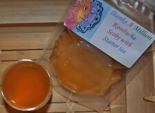 Made with 100 % Organic Golden Kombucha SCOBY comes with 1/2 Cup Strong Starter