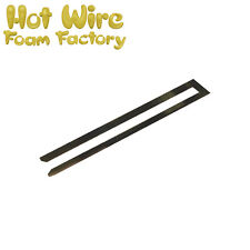 Hot Wire Foam Factory 4 Inch Industrial Hot Knife Straight Blade