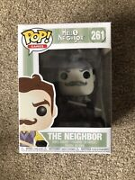 Hello Neighbour Black And White Blood Splattered Funko Pop #261